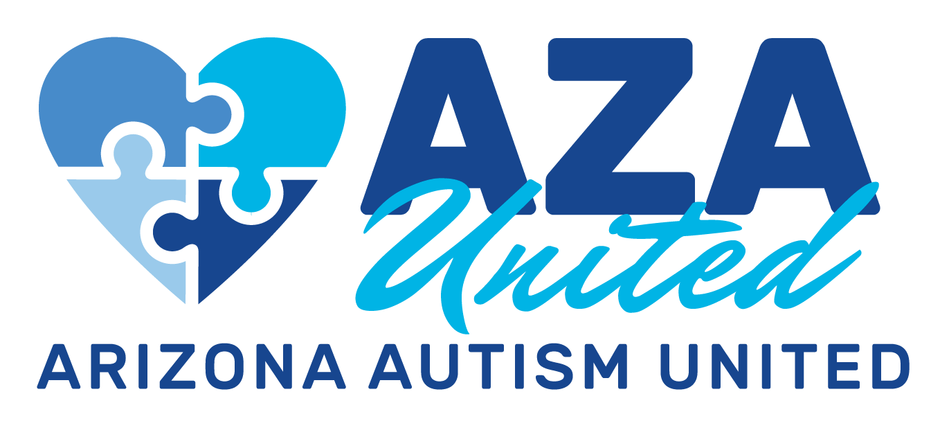 Arizona Autism United Logo